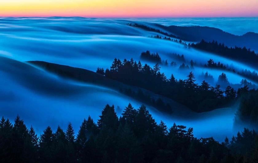 Пейзажи Калифорнии и Атлантического океана 0 142444 6d1a63ea orig