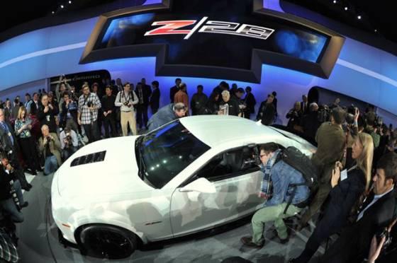 Ураган на колёсах. Новый Jaguar Camaro Z/28