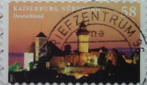 2013 Замок Кайзербур в нюрнберге 58