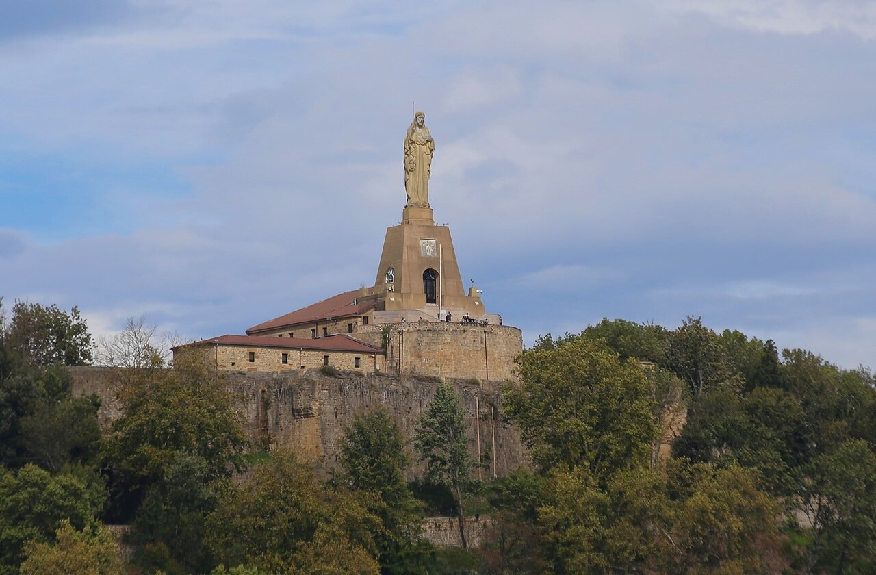 Donostia-San Sebastian. Mount Urgul