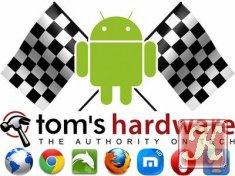 Книга Книга Выбор браузера для android