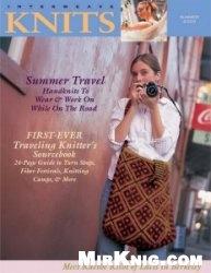 Журнал Interweave Knits №1-4 2000