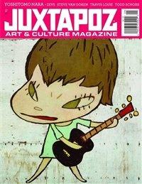 Журнал Журнал Juxtapoz №9 (сентябрь 2009) / US