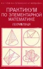 Книга Практикум по элементарной математике: Геометрия