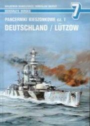 Книга Pancerniki Kieszonkowe Cz. 1: Deutschland / Lützow (Monografie Morskie 7)