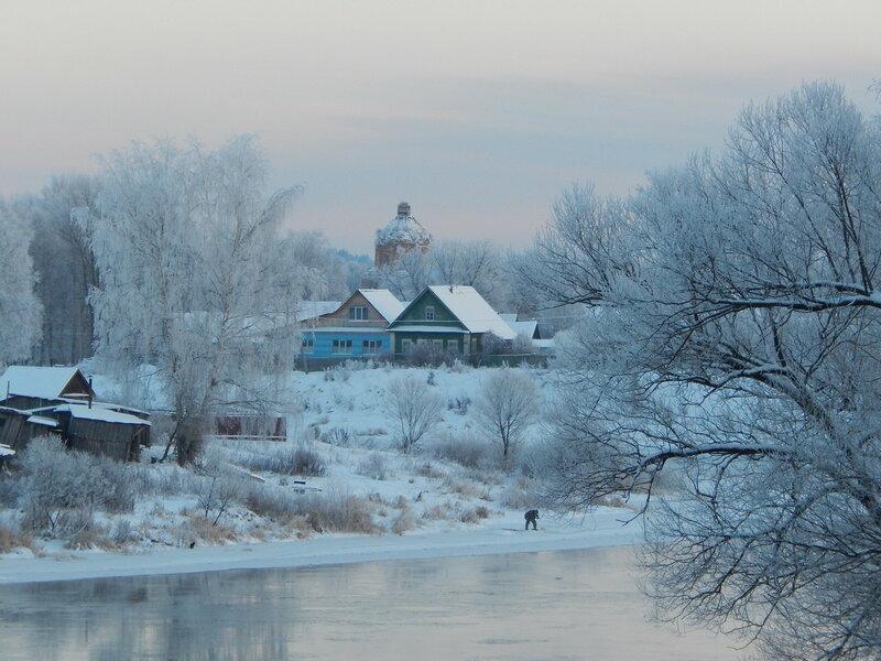 Волга - Матушка. Селижарово
