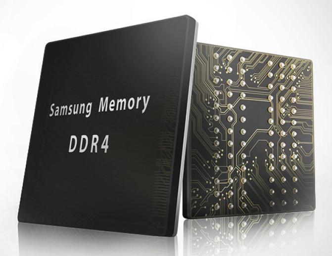 Чип DDR4