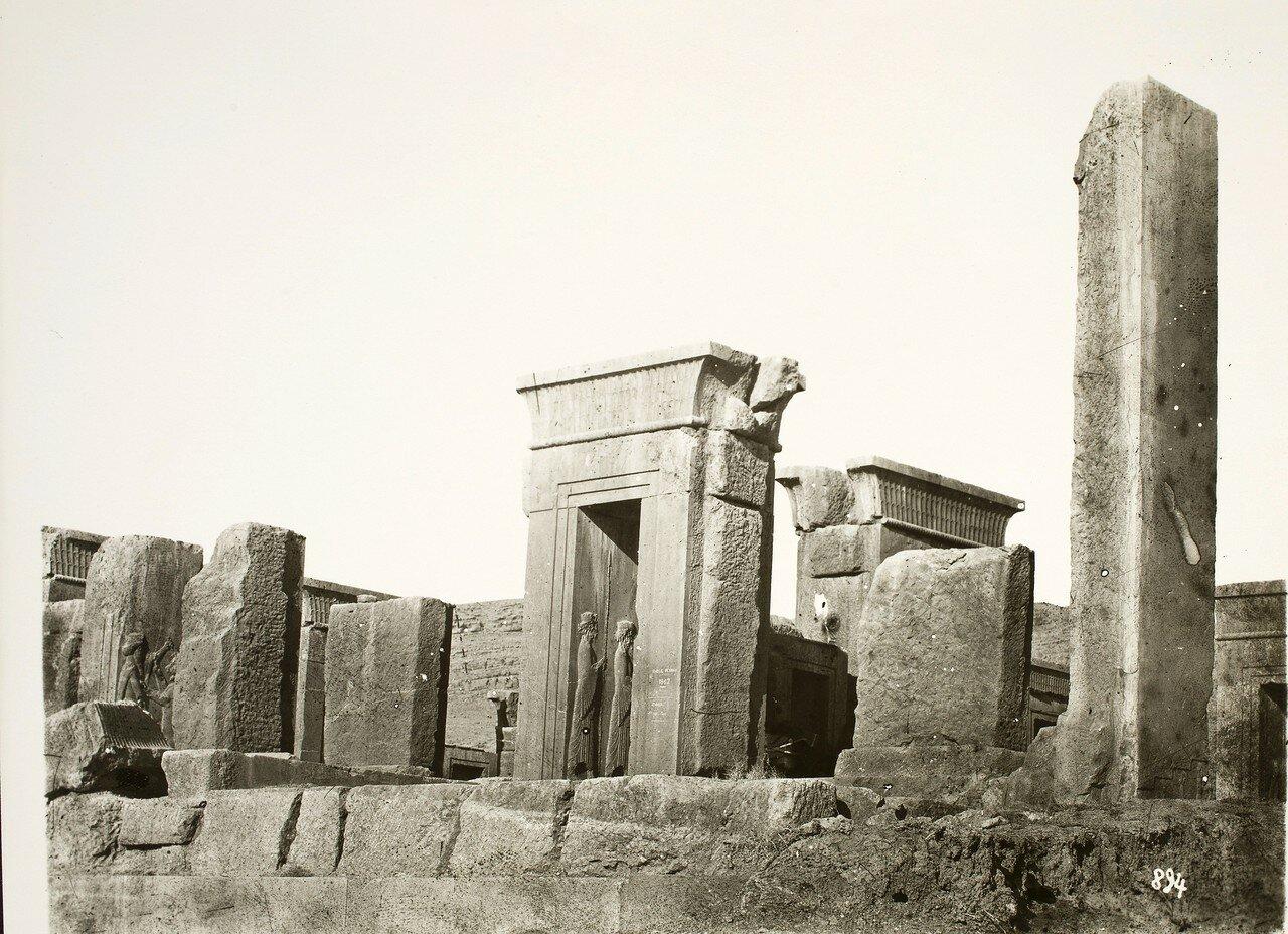 Персеполь. Тачара (жилой дворец) Дария I