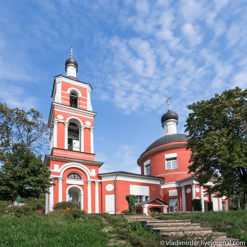 Церковь Петра и Павла в Лыткарино