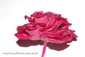 Мастер-класс. Роза  «Пышка» от Vortex  0_fc160_f4885f08_M