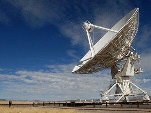 Астрономы зафиксировали мощный радиосигнал из космоса