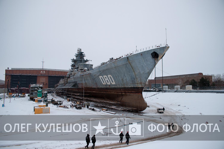 """الطراد الصاروخي الثقيل """"الأدميرال ناخيموف"""" يعود إلى الخدمة - صفحة 2 0_c3da6_261b4665_orig"""