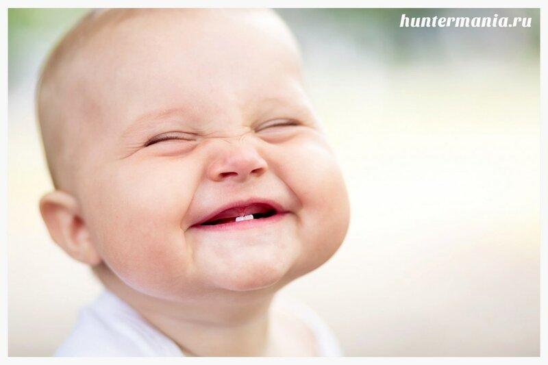 Как встретить первый зуб