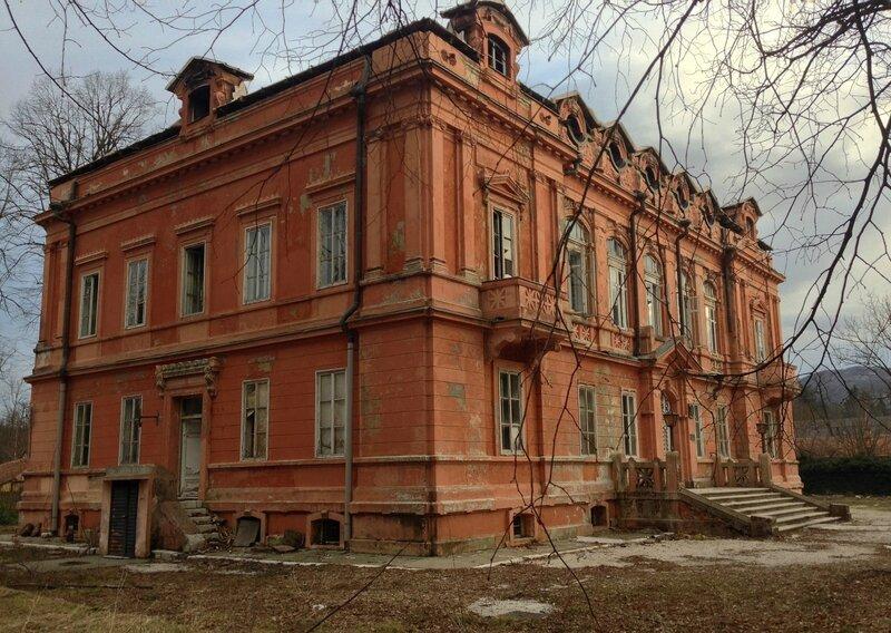 Посольство Российской империи в Цетинье
