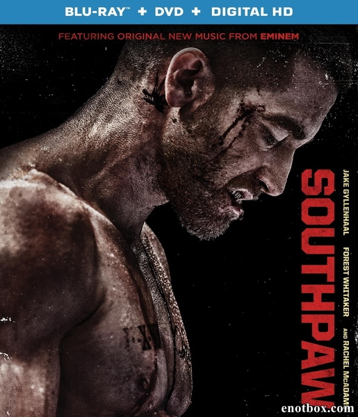 Левша / Southpaw (2015/BDRip/HDRip)