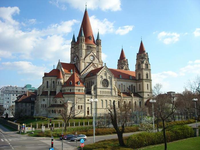 Фотографии прекрасного города Вены (Австрия) 0 10d5ce 2ac2625c orig