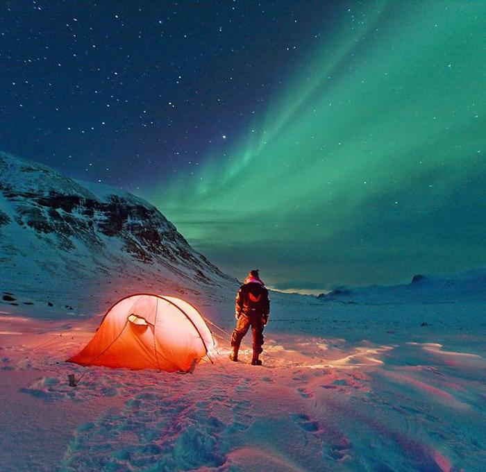Красивые фотографии полярного сияния 0 10d62a e26e7538 orig