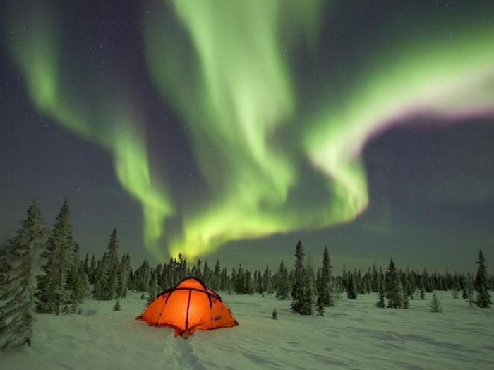Красивые фотографии полярного сияния 0 10d651 a8efbec orig