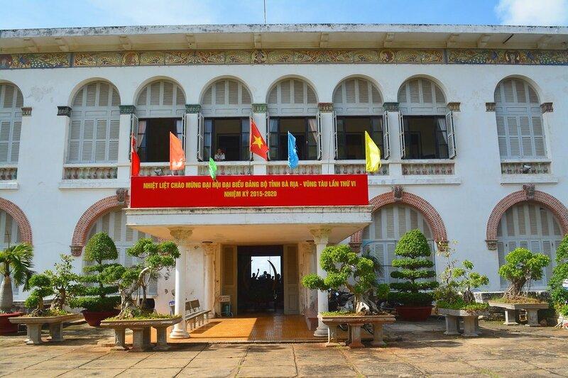 Вилла Бланш, Вунгтау... Вьетнам