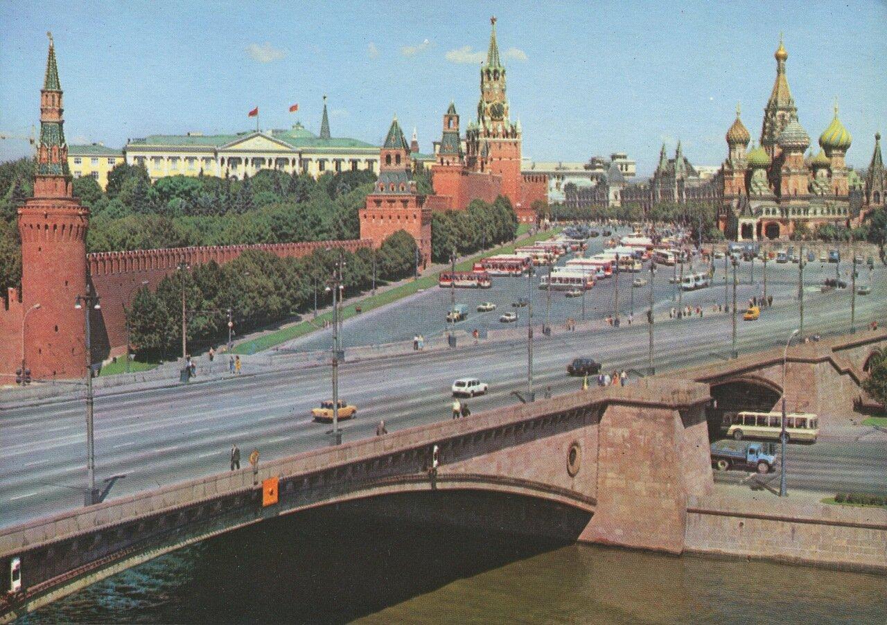 Открытки фото москвы
