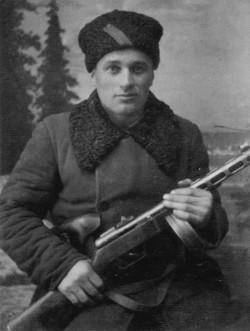 Руководитель подпольной группы -Украина- Кузьмин Т. Ф.