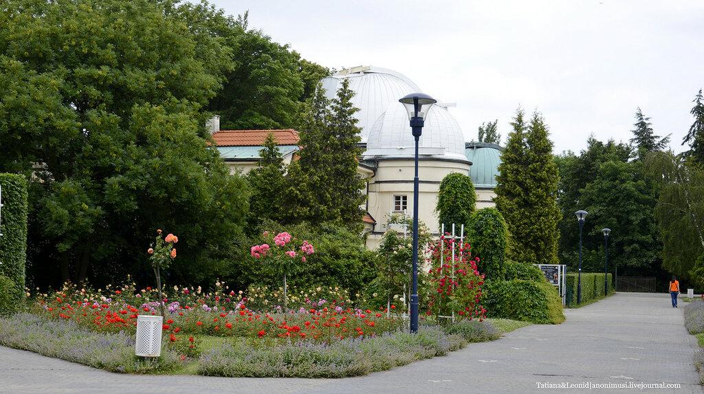Гора Петршин. Прага.