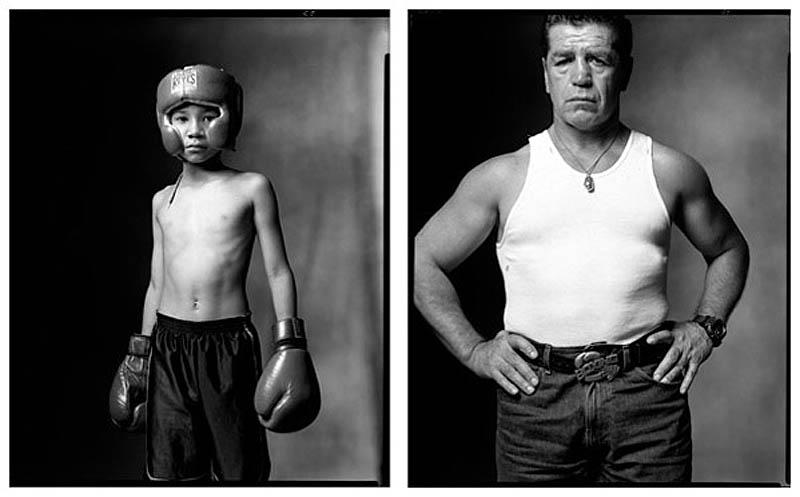 4. Маленький боксер / Боксер «на пенсии», 2002/2002 гг.