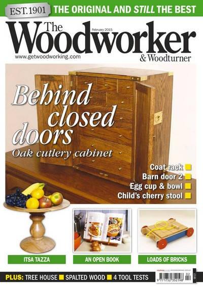 Книга Журнал: The Woodworker & Woodturner №2 (февраль 2015)