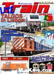 Журнал Train online №21