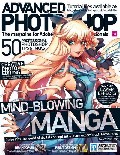 Книга Журнал: Advanced Photoshop №123 (2014) [PDF] [En]