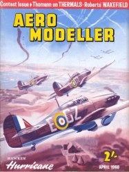 Журнал Aeromodeller Vol.26 No.4 (April 1960)