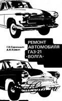"""Ремонт автомобиля ГАЗ-21 """"Волга"""""""