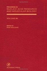Книга Progress in Nucleic Acid Research and Molecular Biology, Volume 60