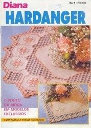 Журнал Diana Hardanger №4 2008