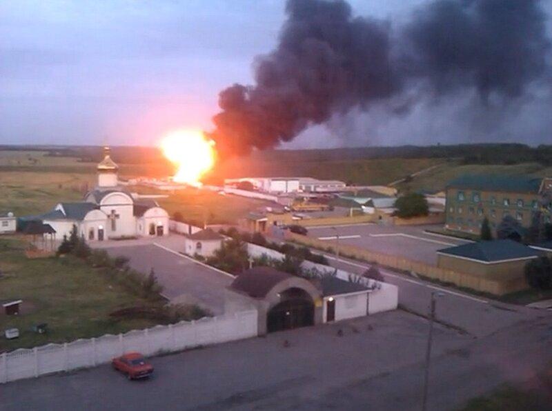 луганск мирный не мирный штурм погранотряда