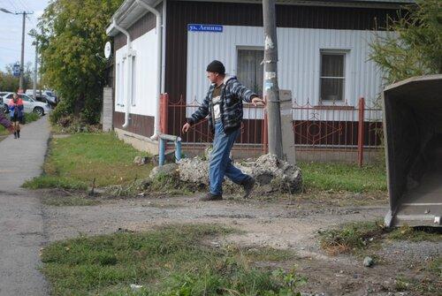 дорога на Ленина, Куйбышев