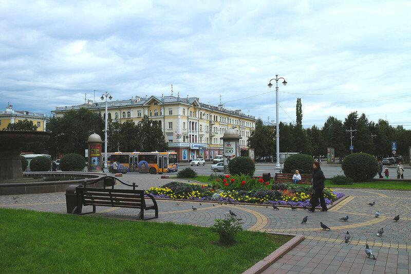 Кемерово. Сентябрь 2013