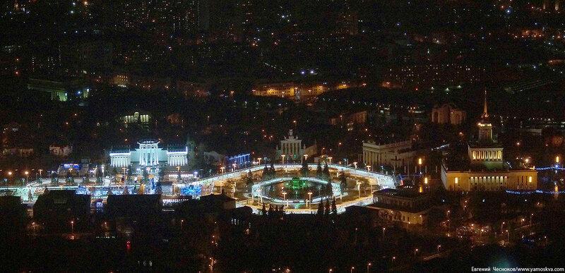 Зима. Останкинская телебашня. 21.12.14.10..jpg
