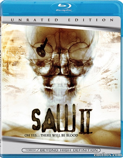 Пила 2 / Saw II [Unrated] (2005/HDRip)
