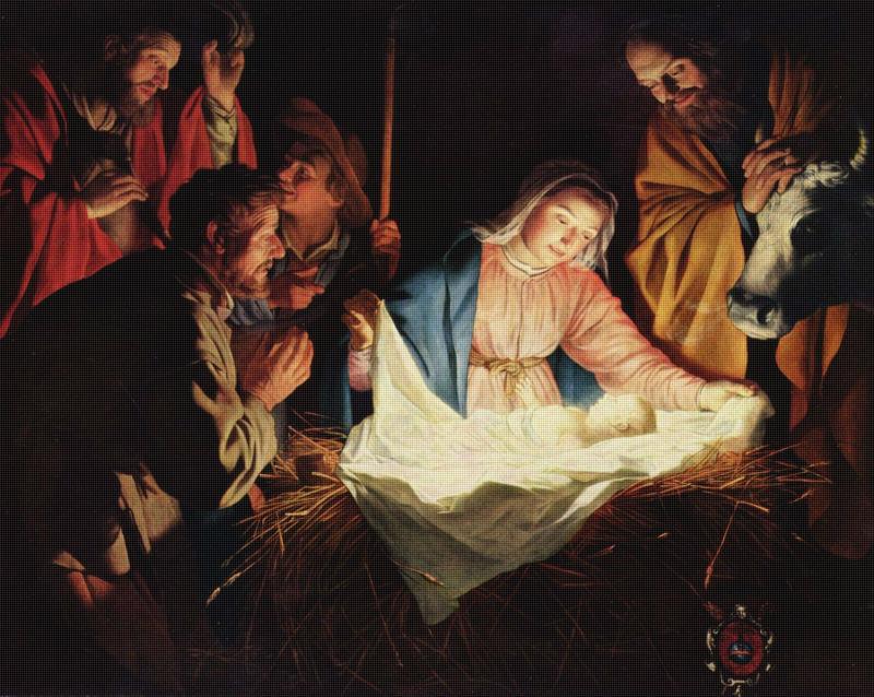 Светлый праздник Рождества!