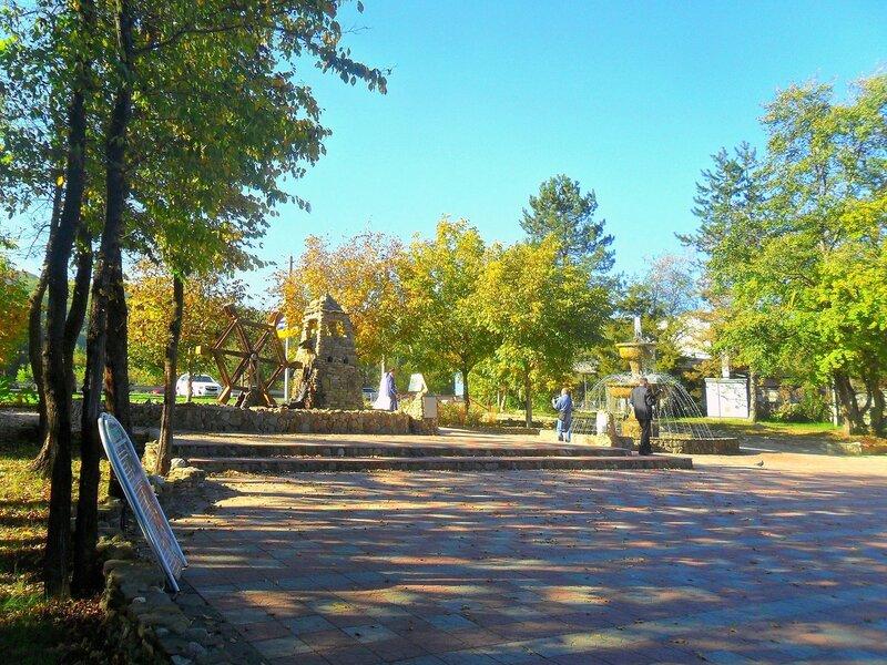 Октябрь 2014, Горячий Ключ и его окрестности, в походе, фото, Кубань