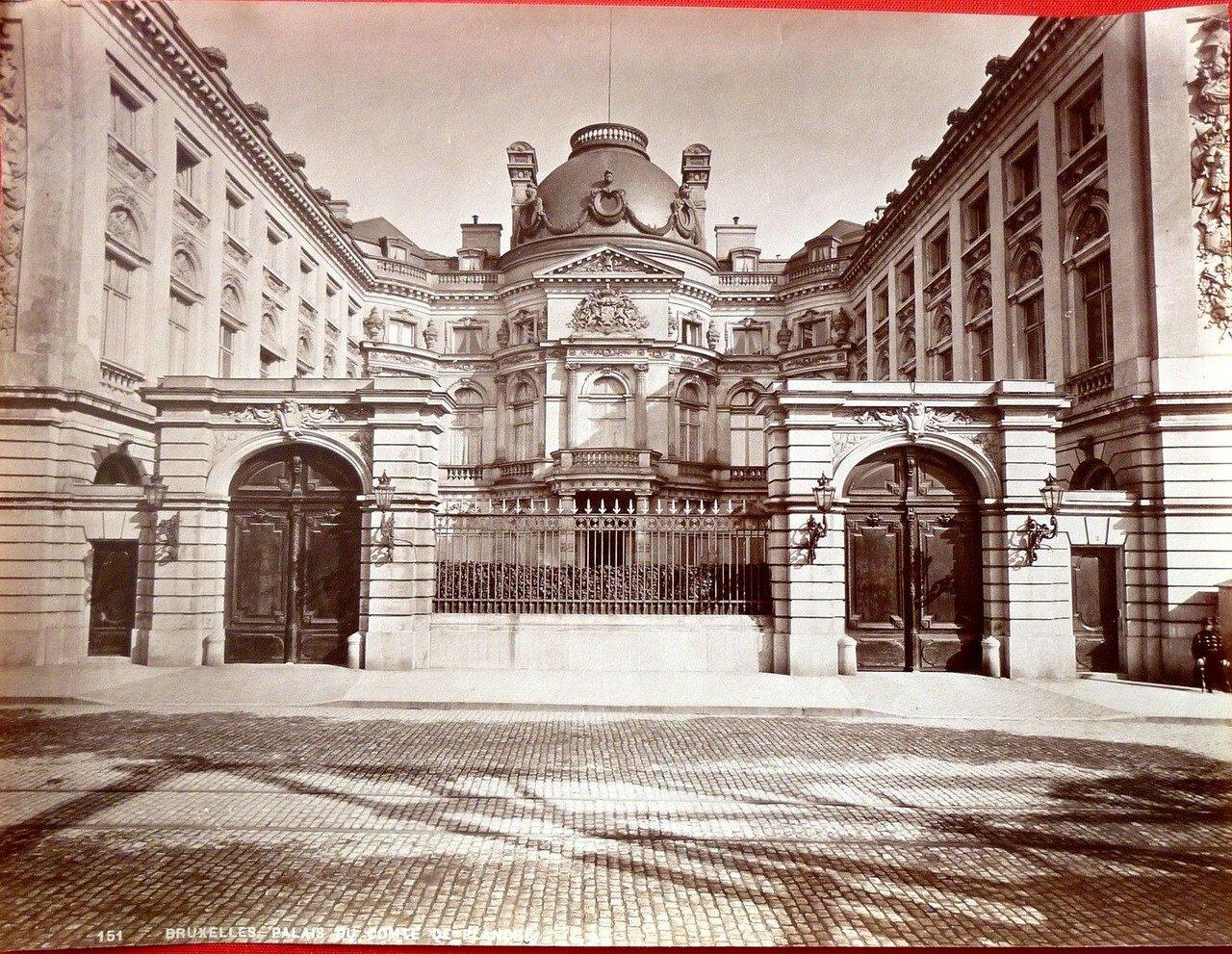 Дворец графа Фландрского