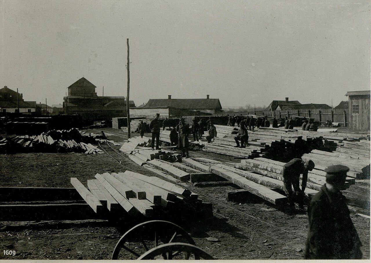 Лесопилка (7/IV.1918)