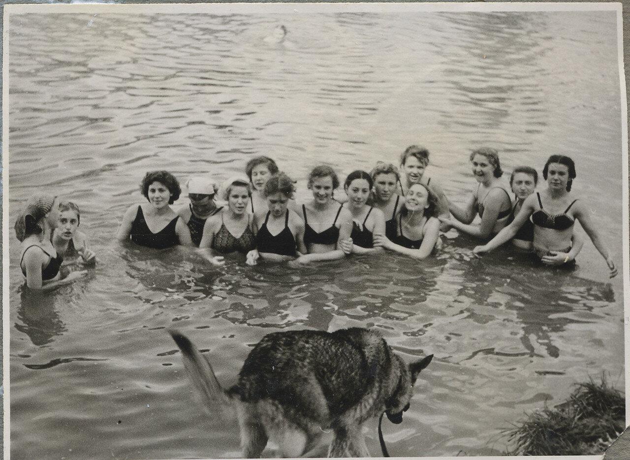 1950-е. Рублево