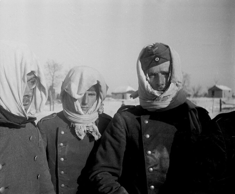 Сталинградская битва, битва за Сталинград, пленные немцы, немецкие военнопленные, немцы в плену, немцы в советском плену, немецкий солдат