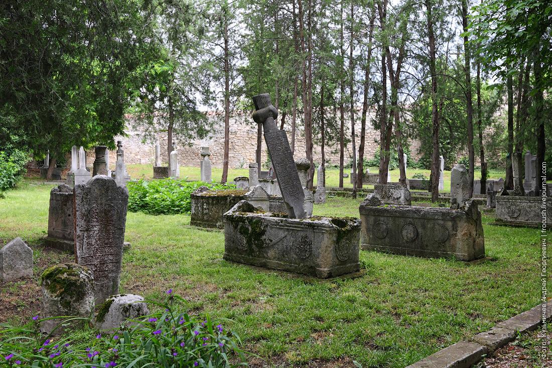 Ханское кладбище Бахчисарай Ханский дворец