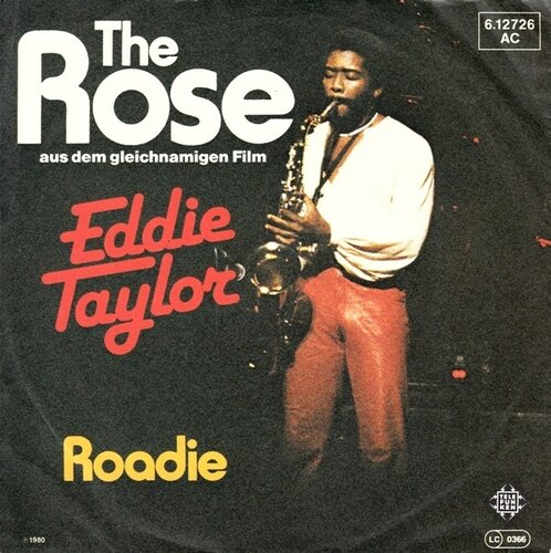 Eddie Taylor ‎– The Rose.jpg