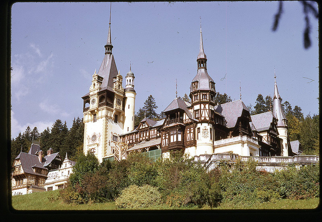 Oct 71 - 10 [Peles Castle]