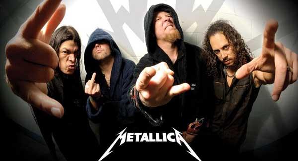 В конце лета 2015 года в России состоится два концерта Metallica