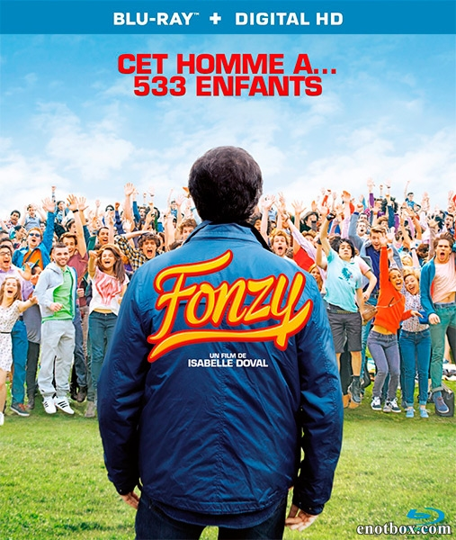 Фонзи / Fonzy (2013/BDRip/HDRip)